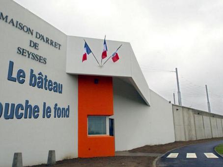 Prison de Toulouse-Seysses : AU SECOURS le bâteau touche le fond