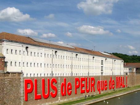 Prison de Melun : Plus de peur que de mal !!!
