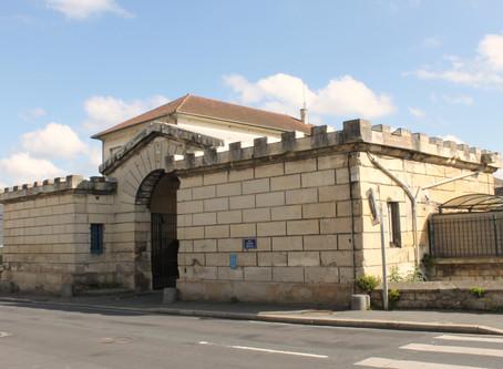 Prison de Caen : Con...signes... con...finés...