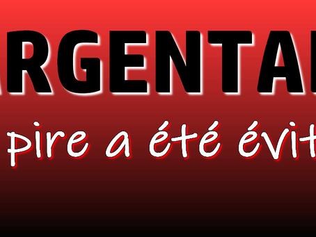 Prison d'Argentan : Le pire a été évité !