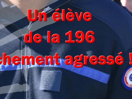 Prison pour Mineurs de Porcheville : Un élève de la 196 lâchement agressé !!!