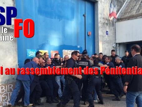 UISP Nouvelle Aquitaine : Appel au rassemblement des Pénitentiaires