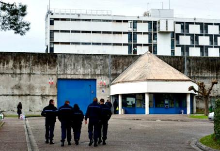 Prison de Bordeaux-Gradignan : Je ne laisserai personne sur le bord du chemin a-t-il déclaré...