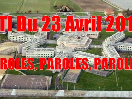 Prison d'Aix-Luynes : Comité Technique Interrégional