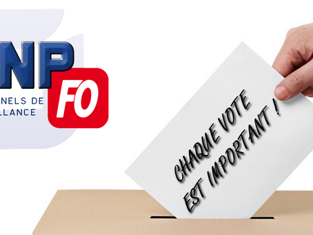 Prison d'Alençon : Chers Collègues, chaque vote est important !