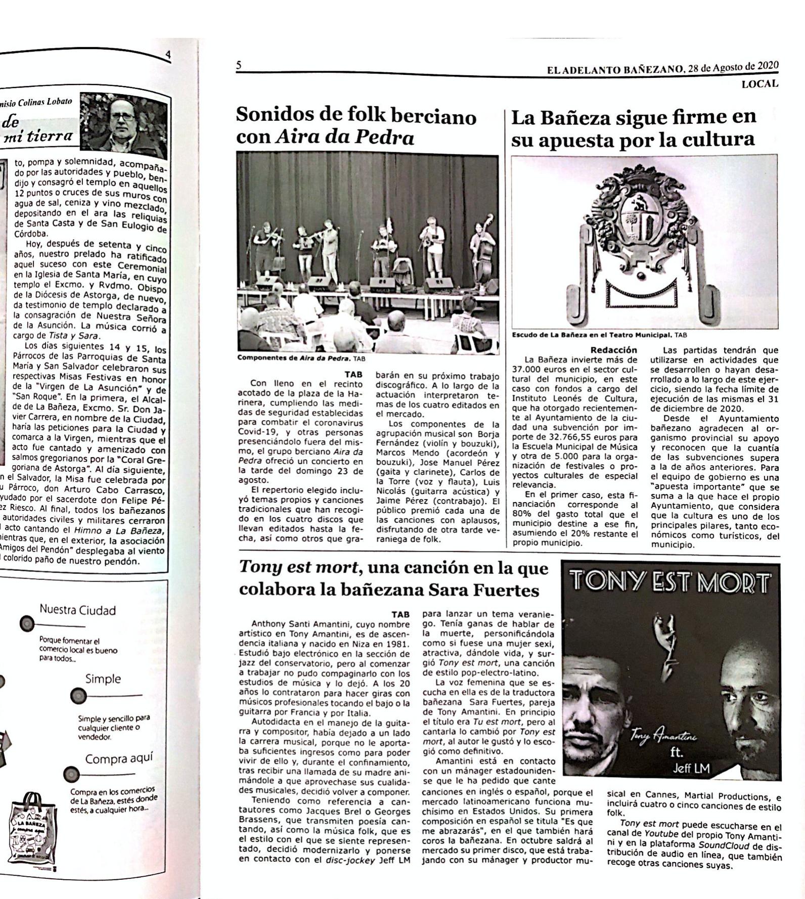 Journal Espagnole P2