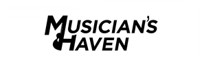 Logo - Musicians Haven - Black Transpare
