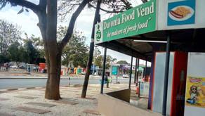 Davonia; the corner store