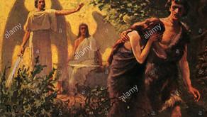 Modern day Adam and Eve