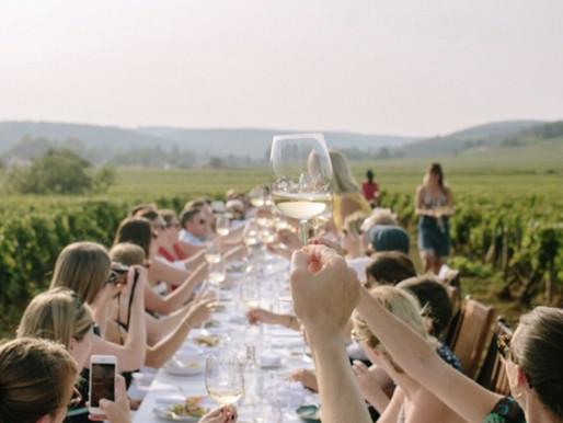 Banquet dans les Vignes
