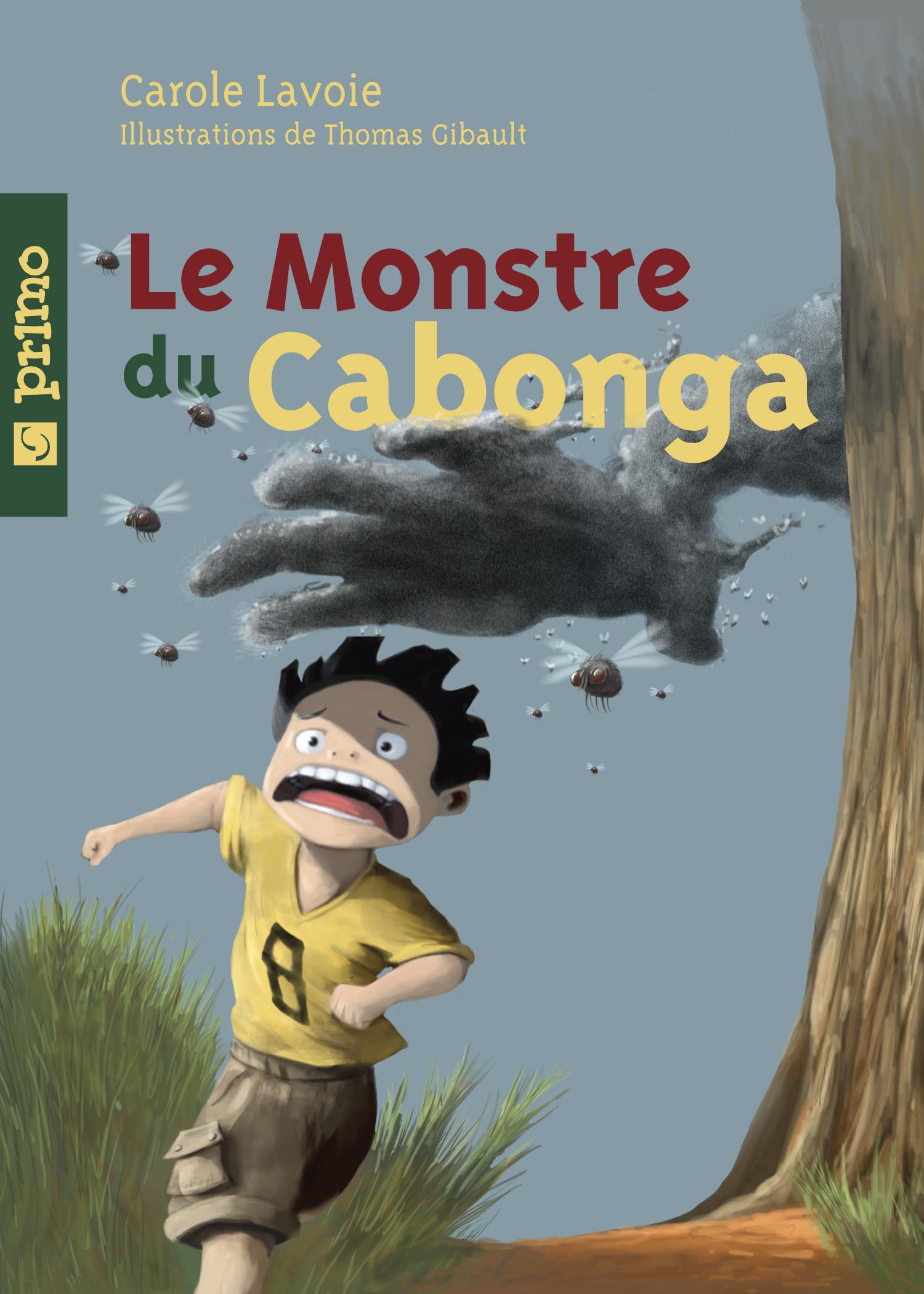Le monstre du Cabonga