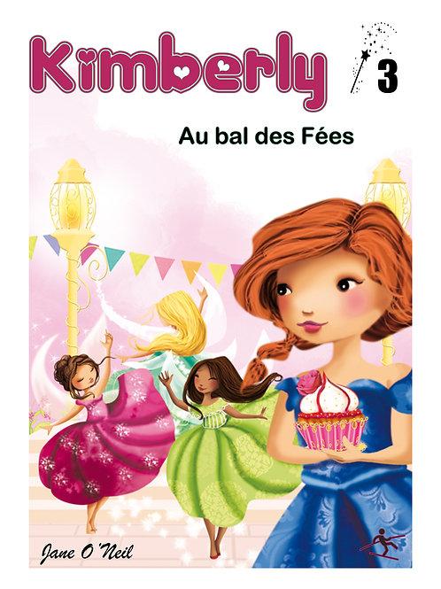Kimberly au bal des fées Libraires