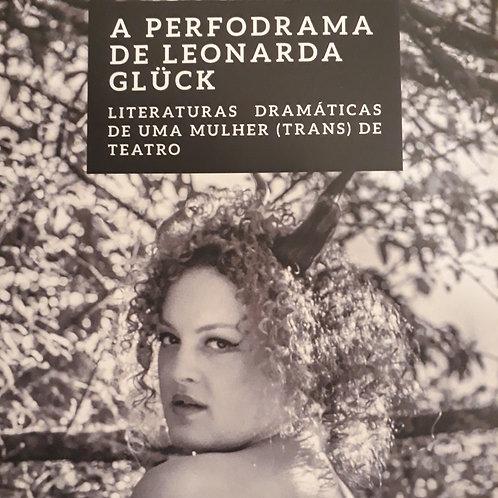 Livro 'A Perfodrama de Leonarda Glück'