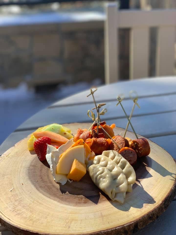 Mini Appetizer Plate