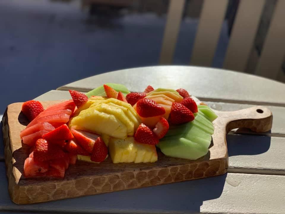 Mini Fresh Fruit Tray