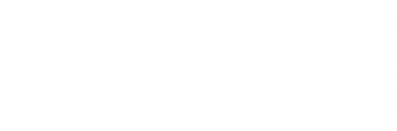 Chronicle Inspections: Home Inspection