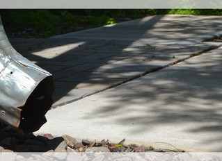 Downspout Drainage: The Down and Dirty
