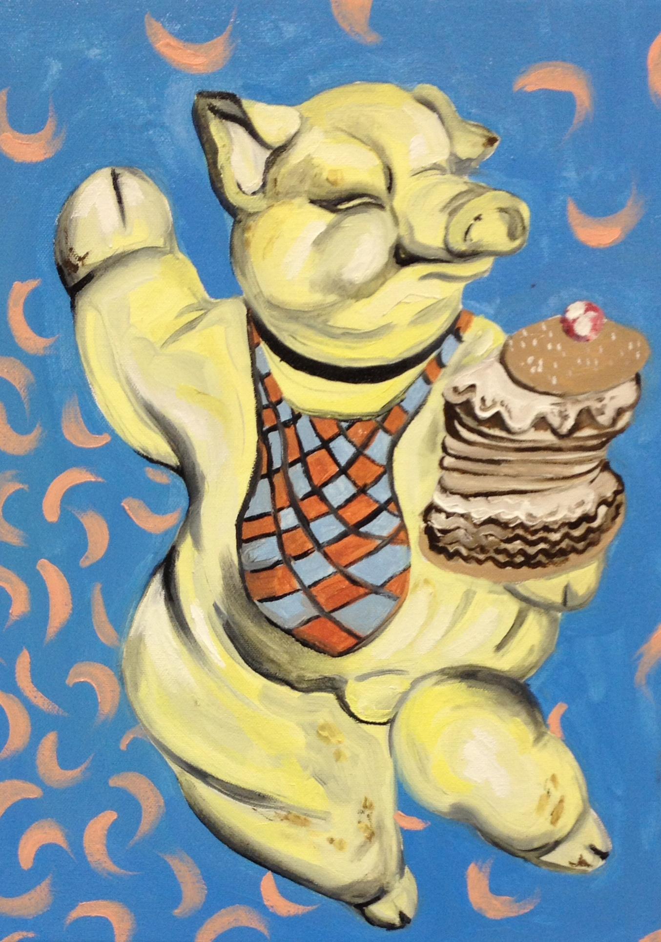 Pancake Pig