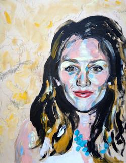 Commissioned Portrait - Erika