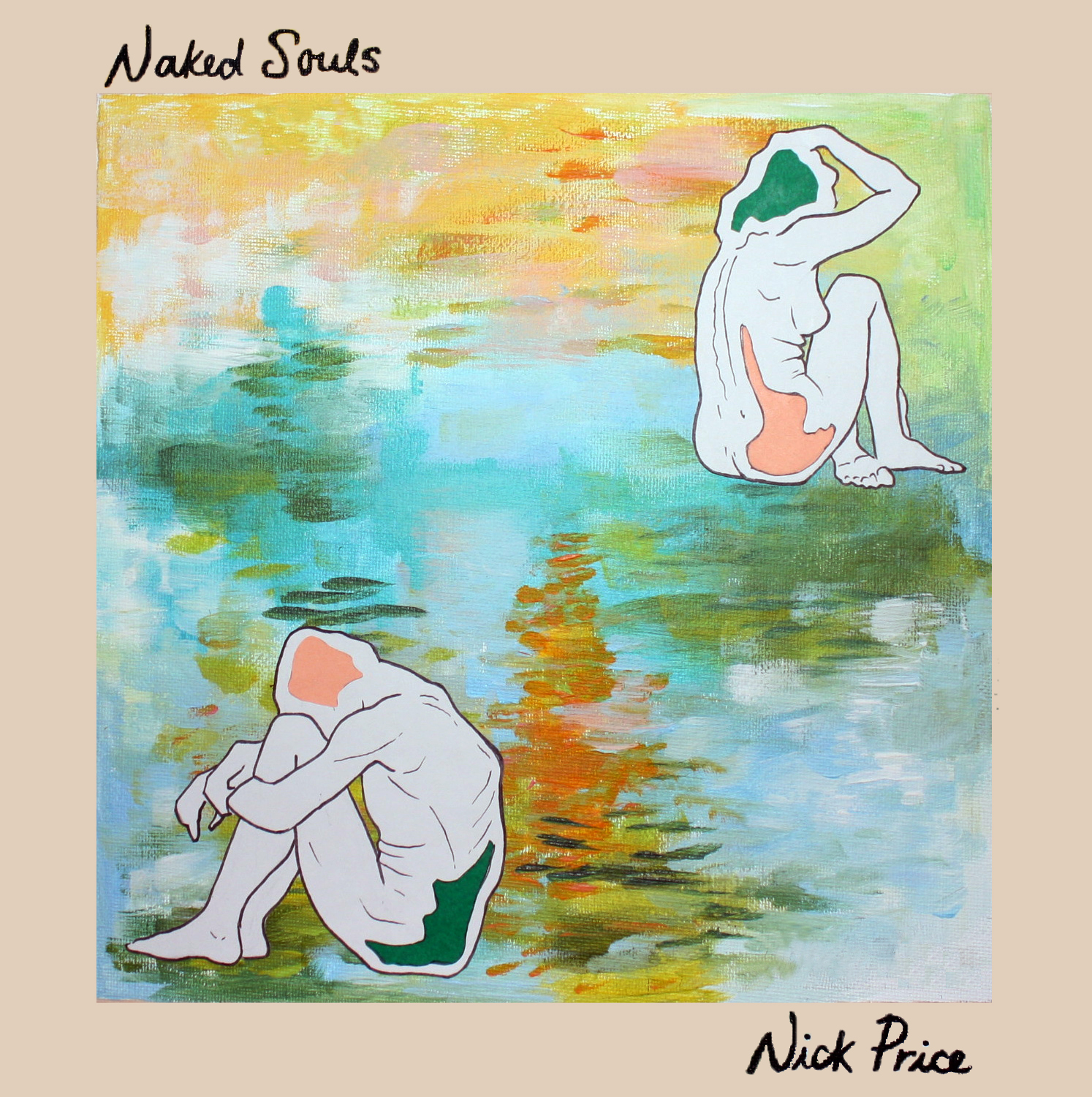 Naked Souls Album Cover