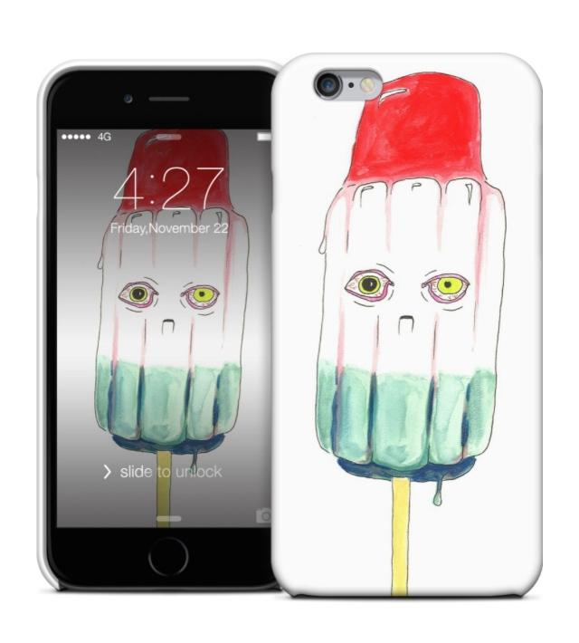 Sad Popsicle Phone Case