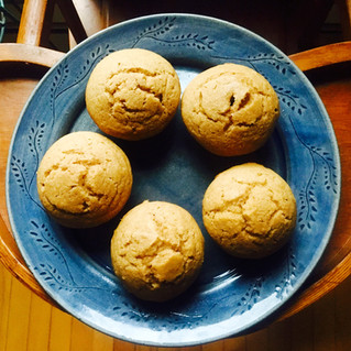 New Moon Maple Muffins