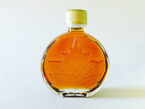 Glass Maple Leaf Medallion- 100 ml
