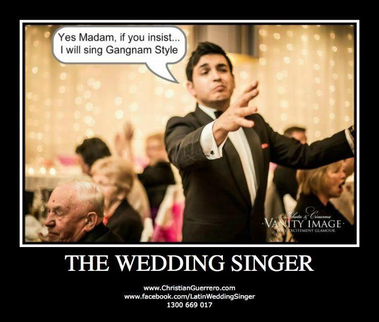 Wedding MC Entertainer