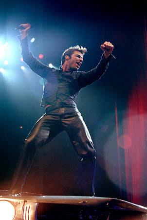 Ricky Martin Tribute Show
