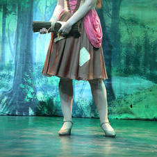 Cinderella in the Woods