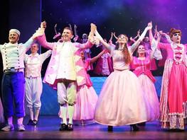 Cinderella is a Hit!