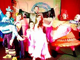 Aladdin on Tour!