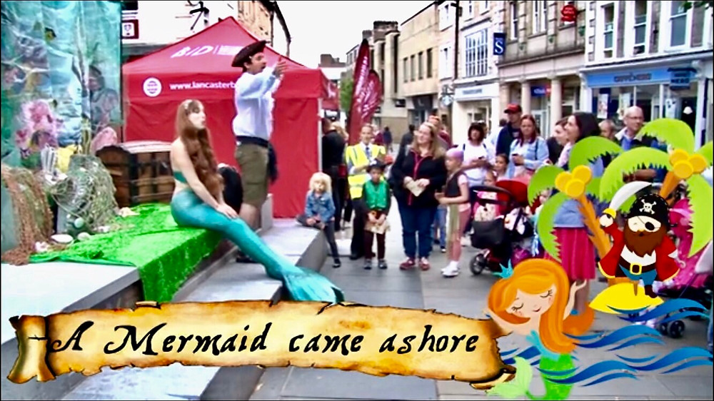 Pirate Pete and I had such an amazing day at the Lancaster Pirate Day! We worked with Lancaster BID and had hundreds of 'selfies' with all the boys, girls and grown ups!
