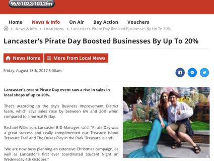 Pirate Day Success!