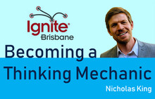 What I learnt from my first speaking experience at Ignite Brisbane