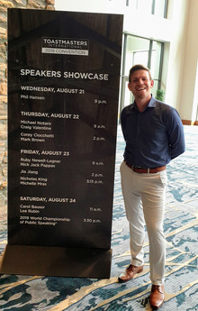 Dreams do (really) come true. 3 lessons from my first public speaking opportunity.