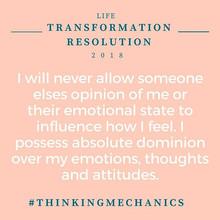 Passive Thinking