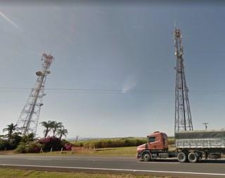 Instalação de Rádio UHF e SHF – BACKBONE
