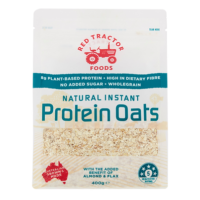 NATURAL INSTANT PROTEIN OATS