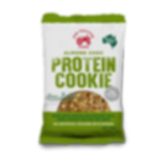 ALMOND CHOC PROTEIN COOKIE