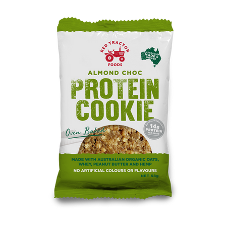 PROTEIN COOKIE ALMOND CHOC