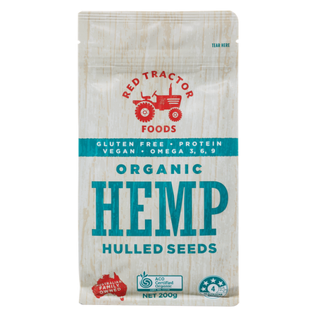 HEMP HULLED SEEDS