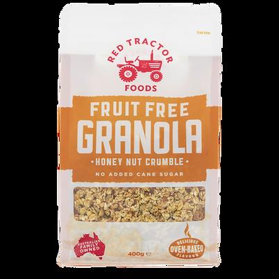 HONEY NUT CRUMBLE GRANOLA