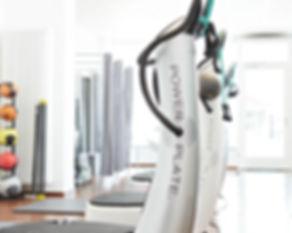 Sports Royal Training Lounge mit individuellem Power Plate Training mit persönlicher Betreuung in Hannover