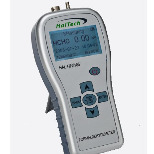HAL Technology - 手提式甲醛檢測儀 - HAL-HFX105