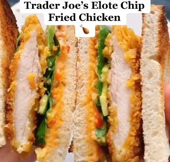 Trader Joe's Elote Chip Fried Chicken Recipe