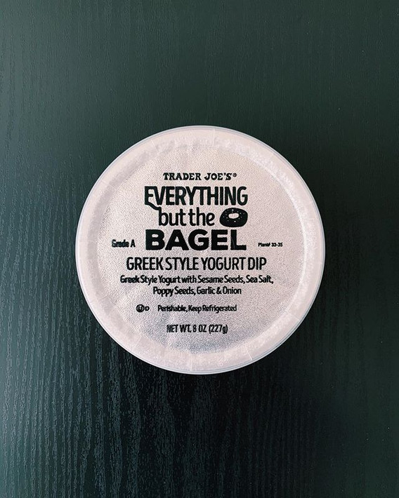 Everything but the Bagel Dip: 7/10
