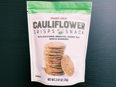 Trader Joe's Cauliflower Crisps Review