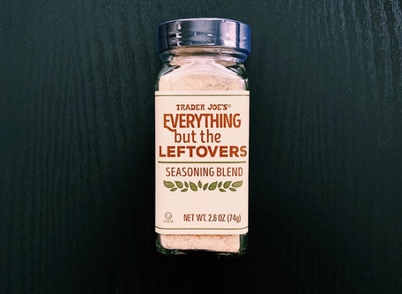 Trader Joe's Everything but the Leftovers Review