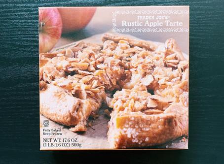 Trader Joe's Rustic Apple Tart Review